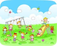 stock-illustration-13742979-happy-children-playing-at-park-cartoon-illustration